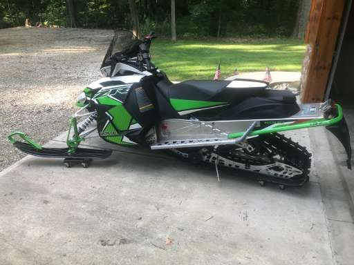 Zr For Sale - Arctic Cat Snowmobile - Snowmobile Trader